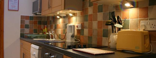 Gorse Cottage kitchen