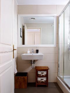 Cuadro de baño secundario
