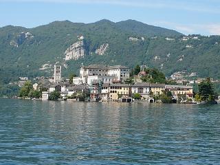 Lago d'Orta casa per vacanze, Pella