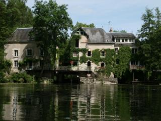le moulin de Monts moulin à eau
