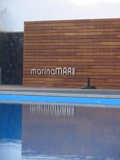 Pool at Marina Mar II