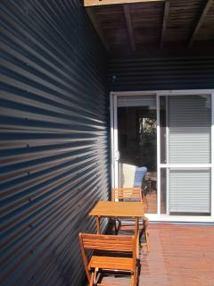 Little nook on the back verandah