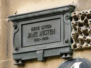 Jane Austen's Bath home