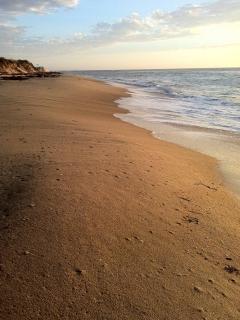 Unspoilt Binningup Beach