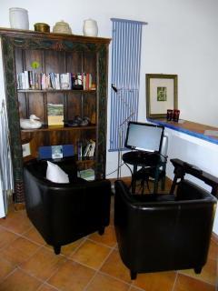 Sitzecke Wohnzimmer — Living room lounge