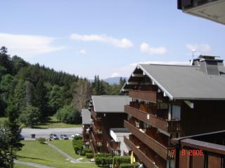 Residence Fleurs des Alpes, Boege