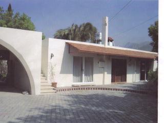 External view of villa