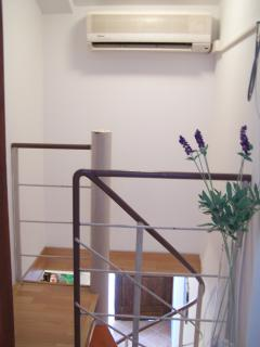 upper floor with air cond
