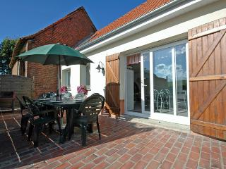 Turquoise Holiday Cottage Gite in Pas De Calais