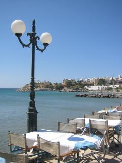 Sea view at Makrigialos