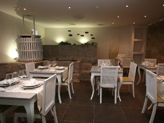 Restaurante, salão de refeições