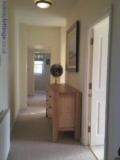 View of hallway between lounge and bedrooms