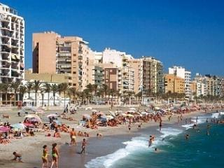 Apartamento a 50 metros de la playa de la capital.
