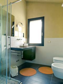 bagno privato stanza Lou