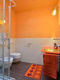 bagno privato stanza Pina