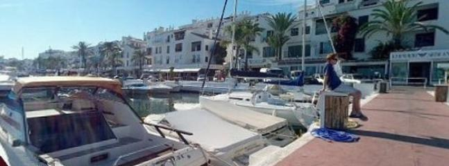 3 Minutes Walk to The Famous Puerto Banus & Shops Galore