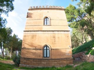 torre Liberty casa Cantante, Terrasini