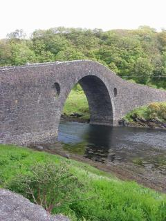 The Bridge over the Atlantic on Seil