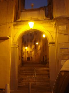 St Francois original entrance into Vieux Nice