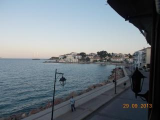 Spetses island very close from house
