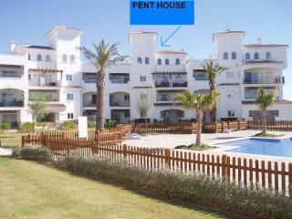 PENTHOUSE APARTMENT, Region of Murcia
