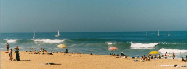 Hossegor beach