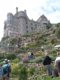 Gardens at St Michaels Mount