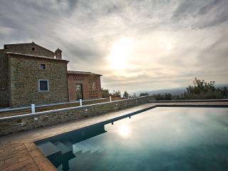 Fonte al Vento:the Villa, Cortona