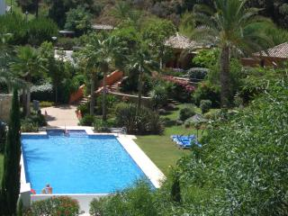 La Quinta Golf, view towards Puerto Banus and sea