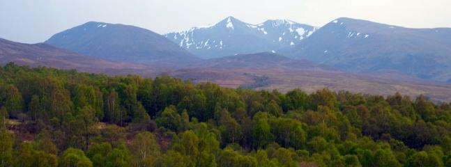 Wild Local Scenery - The Grey Corries