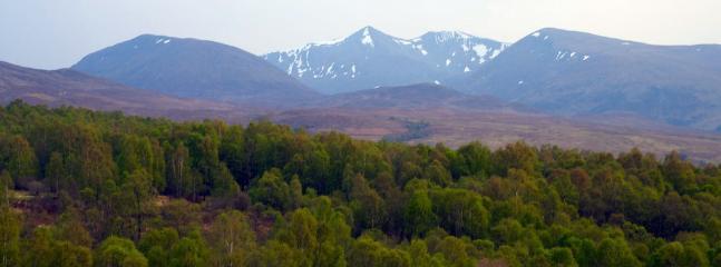 Wild Local Scenery - The Grey Corries