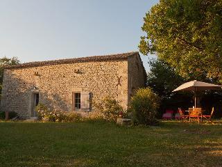 Maison en pierre avec  piscine, Saint-Emilion