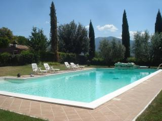 VILLA SANTANGELO GREEN UMBRIA  WONDERFUL HOLIDAYS