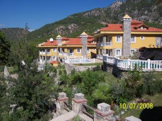 Villa Campagnac, Dalaman