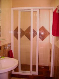 One of the en suite Bathrooms