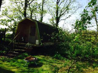 Little bridge Eco cabin, Pyworthy