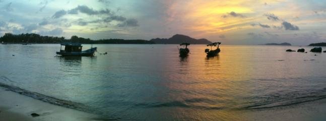 Sunrise at Rawai Beach - beautiful!