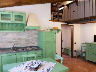 cucina soggiorno Oliveto