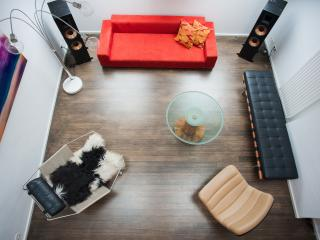 Smartflats Louise -2Bed Duplex Balcony-City Center, Bruselas