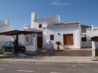 Villa Franka front view with ample car parking