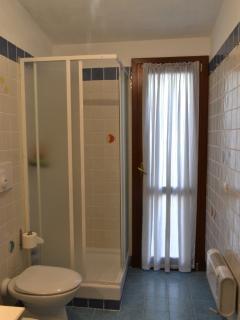 Bathroom of the master bedroom, upstairs