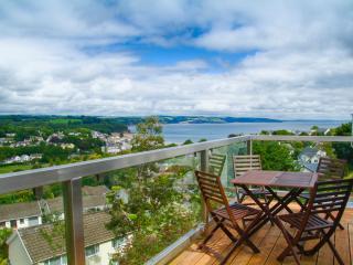 Balcony with stunning Sea Views