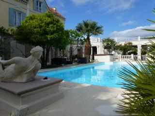 Villa with pool Cannes 20 pers