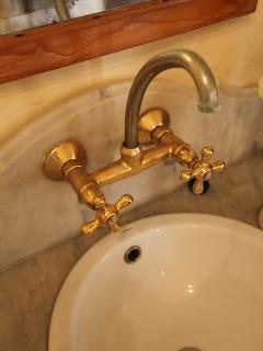 Sink in master bedroom