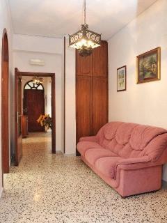 Secondo corridoio che da accesso alle altre due camere da letto e il bagno
