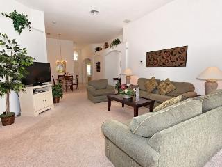 Main Living area - spacious and comfortable