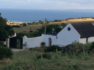 Casa en la playa de Bolonia con inmejorables vistas al estrecho y a la ensenada