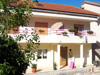 Apartment  Dominique Lievens, Podgora