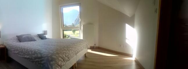 'Le Galibier' Bedroom