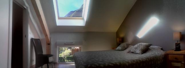 'Le Lautaret' Bedroom